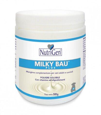 milky bau